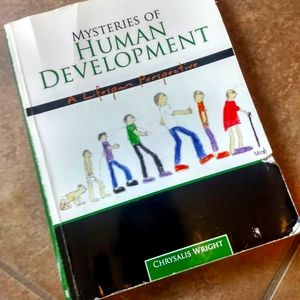 Mysteries Of Human Development Textbook